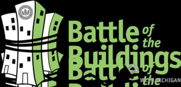 Battle of the buildings