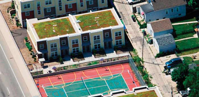 Green Roof Incentives
