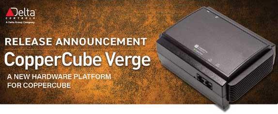 CopperCubeVerge Release Announcement